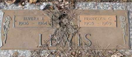 LEWIS, FRANKLYN C. - Yankton County, South Dakota   FRANKLYN C. LEWIS - South Dakota Gravestone Photos