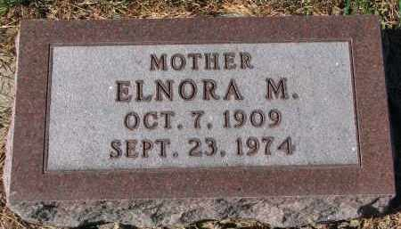 LIEN, ELNORA M. - Yankton County, South Dakota   ELNORA M. LIEN - South Dakota Gravestone Photos