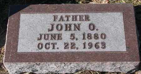 LIEN, JOHN O. - Yankton County, South Dakota | JOHN O. LIEN - South Dakota Gravestone Photos