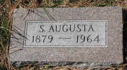 LIEN, S. AUGUSTA - Yankton County, South Dakota | S. AUGUSTA LIEN - South Dakota Gravestone Photos