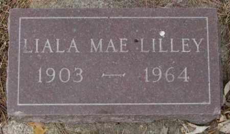 LILLEY, LIALA MAE - Yankton County, South Dakota | LIALA MAE LILLEY - South Dakota Gravestone Photos