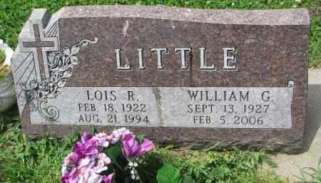 LITTLE, WILLIAM G. - Yankton County, South Dakota | WILLIAM G. LITTLE - South Dakota Gravestone Photos
