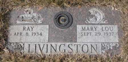 LIVINGSTON, RAY - Yankton County, South Dakota | RAY LIVINGSTON - South Dakota Gravestone Photos