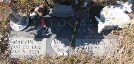 LOGAN, SANDRA K. - Yankton County, South Dakota | SANDRA K. LOGAN - South Dakota Gravestone Photos