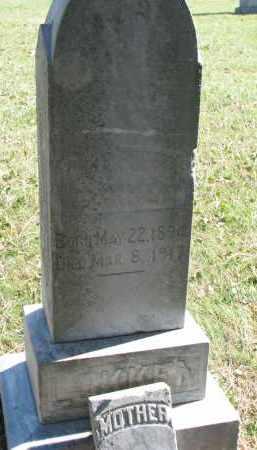 LOKKEN, GJERTRU - Yankton County, South Dakota   GJERTRU LOKKEN - South Dakota Gravestone Photos