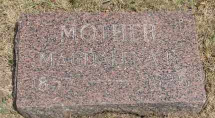 LUTZ, MAGDALENA R. - Yankton County, South Dakota | MAGDALENA R. LUTZ - South Dakota Gravestone Photos