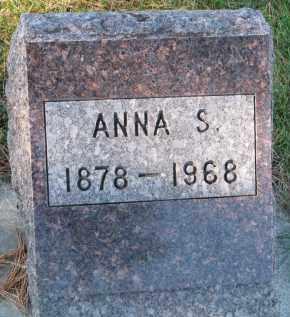 LYNUM, ANNA S. - Yankton County, South Dakota | ANNA S. LYNUM - South Dakota Gravestone Photos