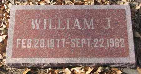 MAGORIEN, WILLIAM J. - Yankton County, South Dakota | WILLIAM J. MAGORIEN - South Dakota Gravestone Photos