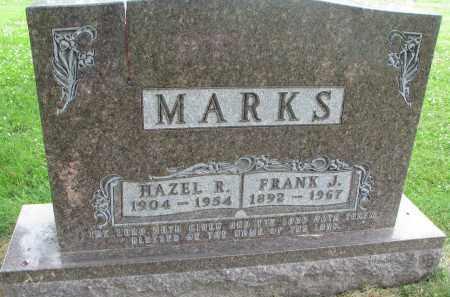 MARKS, HAZEL R. - Yankton County, South Dakota | HAZEL R. MARKS - South Dakota Gravestone Photos