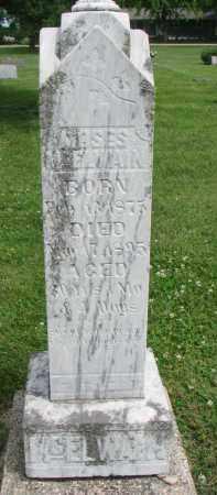 MCELWAIN, MOSES - Yankton County, South Dakota | MOSES MCELWAIN - South Dakota Gravestone Photos