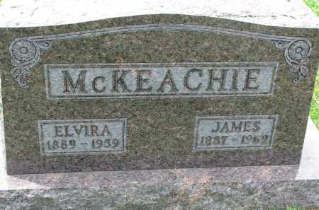 MCKEACHIE, JAMES - Yankton County, South Dakota | JAMES MCKEACHIE - South Dakota Gravestone Photos