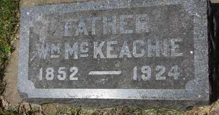 MCKEACHIE, WM. - Yankton County, South Dakota | WM. MCKEACHIE - South Dakota Gravestone Photos