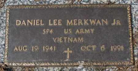 MERKWAN, DANIEL LEE JR. (MILITARY) - Yankton County, South Dakota | DANIEL LEE JR. (MILITARY) MERKWAN - South Dakota Gravestone Photos