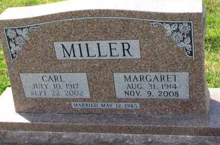 MILLER, CARL - Yankton County, South Dakota | CARL MILLER - South Dakota Gravestone Photos