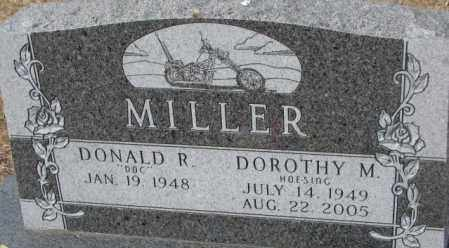 HOESING MILLER, DOROTHY M. - Yankton County, South Dakota | DOROTHY M. HOESING MILLER - South Dakota Gravestone Photos