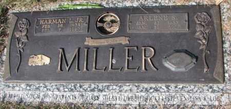 MILLER, HARMAN L. JR. - Yankton County, South Dakota | HARMAN L. JR. MILLER - South Dakota Gravestone Photos