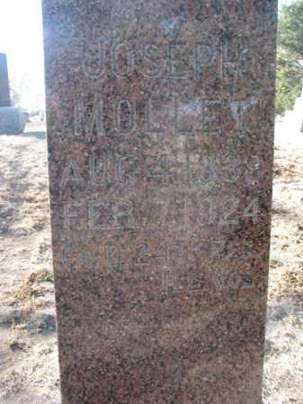 MOLLET, JOSEPH (CLOSEUP) - Yankton County, South Dakota | JOSEPH (CLOSEUP) MOLLET - South Dakota Gravestone Photos