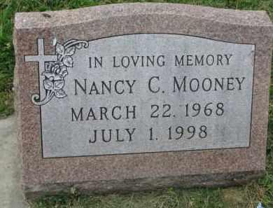 MOONEY, NANCY C. - Yankton County, South Dakota   NANCY C. MOONEY - South Dakota Gravestone Photos
