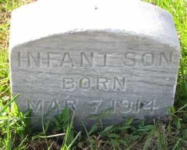 MORTENSEN, INFANT SON - Yankton County, South Dakota   INFANT SON MORTENSEN - South Dakota Gravestone Photos