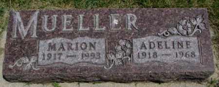 MUELLER, ADELINE - Yankton County, South Dakota | ADELINE MUELLER - South Dakota Gravestone Photos
