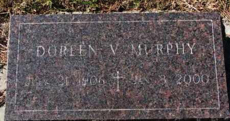 MURPHY, DOREEN V. - Yankton County, South Dakota | DOREEN V. MURPHY - South Dakota Gravestone Photos