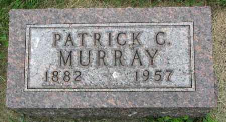 MURRAY, PATRICK C. - Yankton County, South Dakota | PATRICK C. MURRAY - South Dakota Gravestone Photos