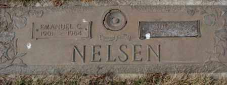 NELSEN, EMANUEL C. - Yankton County, South Dakota   EMANUEL C. NELSEN - South Dakota Gravestone Photos