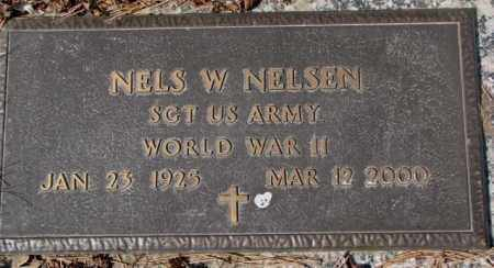 NELSEN, NELS W. - Yankton County, South Dakota | NELS W. NELSEN - South Dakota Gravestone Photos