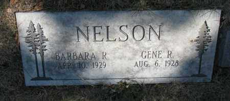 NELSON, GENE R. - Yankton County, South Dakota | GENE R. NELSON - South Dakota Gravestone Photos