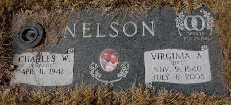 NELSON, CHARLES W. - Yankton County, South Dakota | CHARLES W. NELSON - South Dakota Gravestone Photos