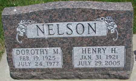 NELSON, DOROTHY M. - Yankton County, South Dakota | DOROTHY M. NELSON - South Dakota Gravestone Photos