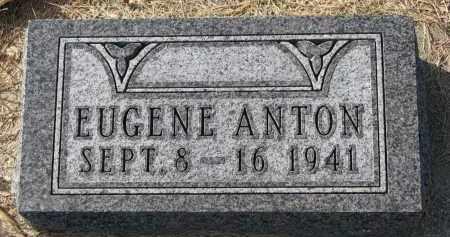 NELSON, EUGENE ANTON - Yankton County, South Dakota | EUGENE ANTON NELSON - South Dakota Gravestone Photos