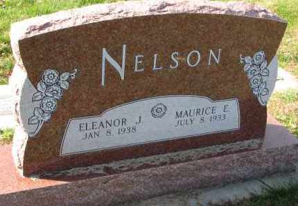 NELSON, ELEANOR J. - Yankton County, South Dakota | ELEANOR J. NELSON - South Dakota Gravestone Photos