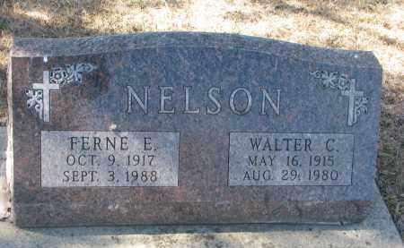 NELSON, FERNE E. - Yankton County, South Dakota | FERNE E. NELSON - South Dakota Gravestone Photos