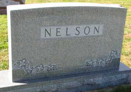 NELSON, FAMILY STONE - Yankton County, South Dakota | FAMILY STONE NELSON - South Dakota Gravestone Photos