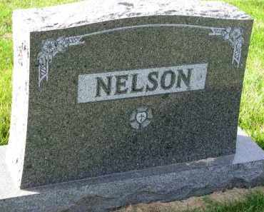 NELSON, FAMILY STONE - Yankton County, South Dakota | FAMILY STONE NELSON - South Dakota Gravestone Photos