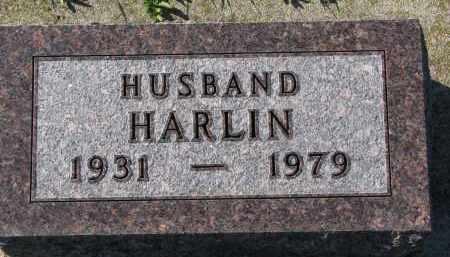 NELSON, HARLIN - Yankton County, South Dakota   HARLIN NELSON - South Dakota Gravestone Photos