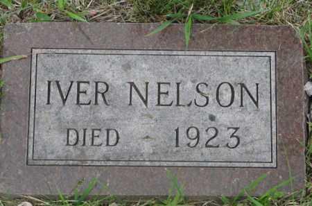 NELSON, IVER - Yankton County, South Dakota | IVER NELSON - South Dakota Gravestone Photos