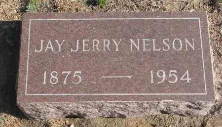 NELSON, JAY JERRY - Yankton County, South Dakota   JAY JERRY NELSON - South Dakota Gravestone Photos