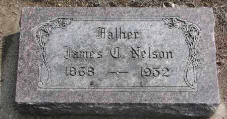 NELSON, JAMES - Yankton County, South Dakota | JAMES NELSON - South Dakota Gravestone Photos