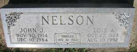 NELSON, JOHN J. - Yankton County, South Dakota | JOHN J. NELSON - South Dakota Gravestone Photos