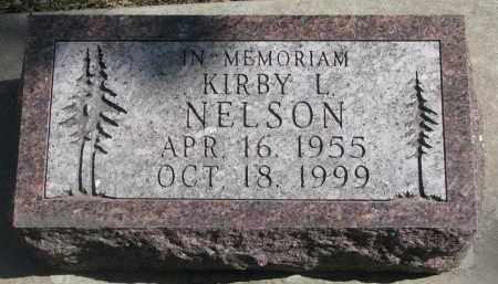NELSON, KIRBY L. - Yankton County, South Dakota | KIRBY L. NELSON - South Dakota Gravestone Photos