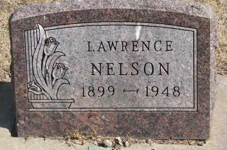 NELSON, LAWRENCE - Yankton County, South Dakota | LAWRENCE NELSON - South Dakota Gravestone Photos