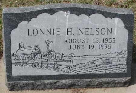 NELSON, LONNIE H. - Yankton County, South Dakota | LONNIE H. NELSON - South Dakota Gravestone Photos