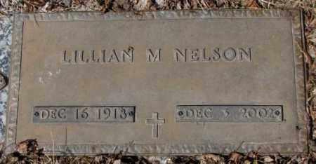 NELSON, LILLIAN M. - Yankton County, South Dakota | LILLIAN M. NELSON - South Dakota Gravestone Photos