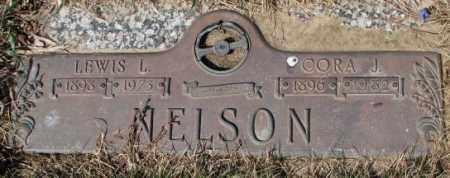 NELSON, LEWIS L. - Yankton County, South Dakota | LEWIS L. NELSON - South Dakota Gravestone Photos