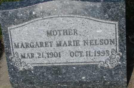 NELSON, MARGARET MARIE - Yankton County, South Dakota | MARGARET MARIE NELSON - South Dakota Gravestone Photos