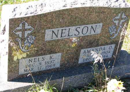 NELSON, NELS K. - Yankton County, South Dakota | NELS K. NELSON - South Dakota Gravestone Photos
