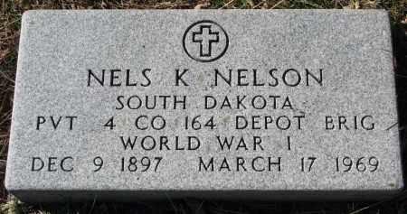 NELSON, NELS K. (WW I) - Yankton County, South Dakota | NELS K. (WW I) NELSON - South Dakota Gravestone Photos