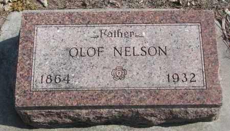 NELSON, OLOF - Yankton County, South Dakota | OLOF NELSON - South Dakota Gravestone Photos